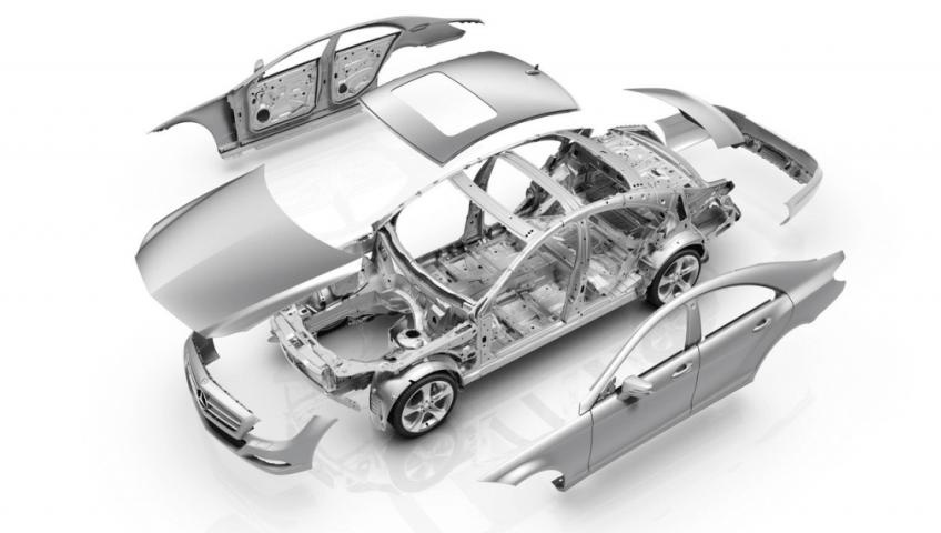Кузовной ремонт автомобиля: оборудование