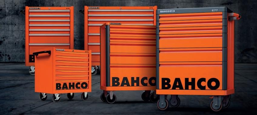 Акция на тележки Bahco!