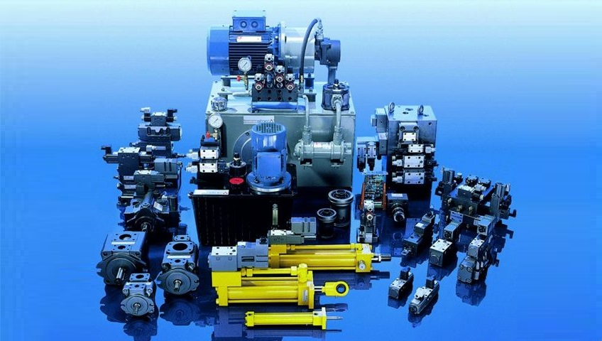 Предназначение и разновидности промышленной гидравлики