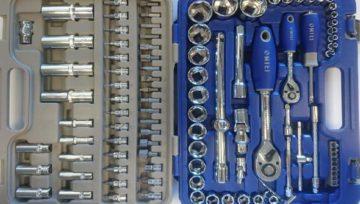 Выбор ручного инструмента для автосервиса: информация к размышлению