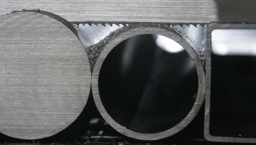 Ленточнопильная резка металлопроката: преимущества и выгоды
