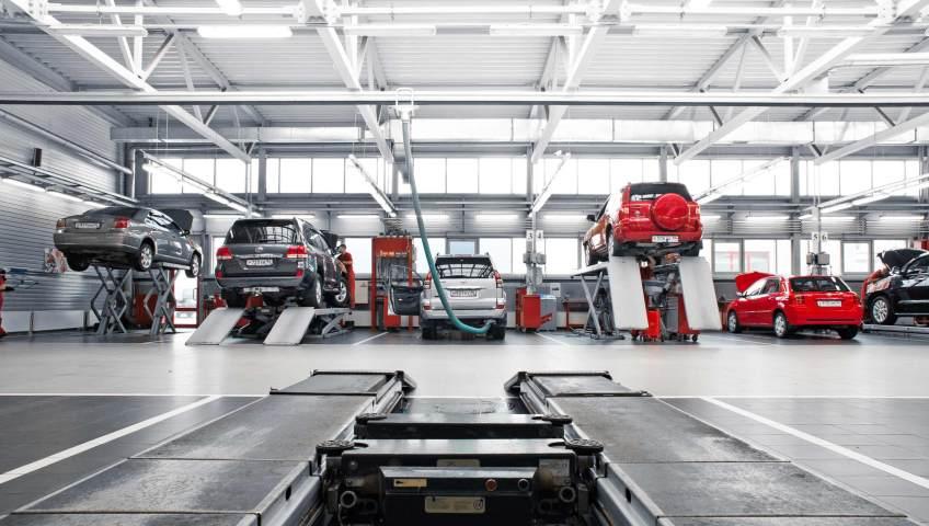 Правильная модернизация автосервиса