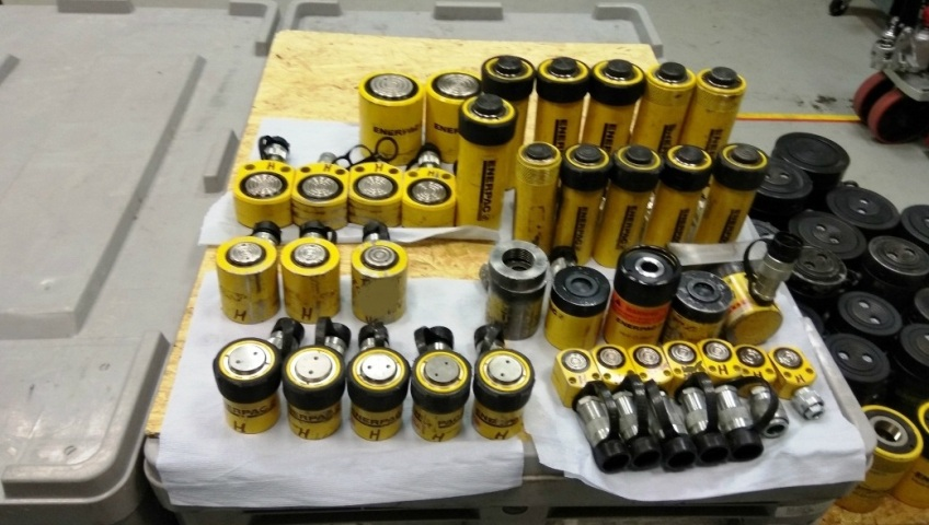 Аренда гидравлического оборудования Enerpac 2