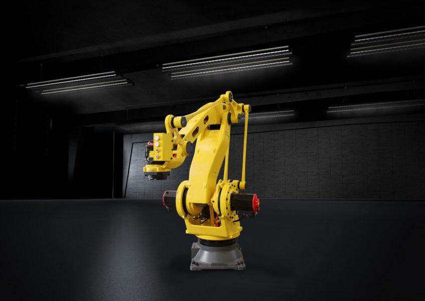 промышленный робот Фанук