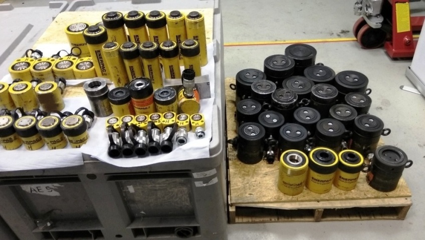 Аренда гидравлического оборудования Enerpac 3