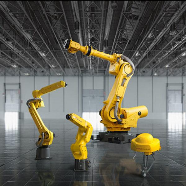 Автоматизация, промышленные роботы