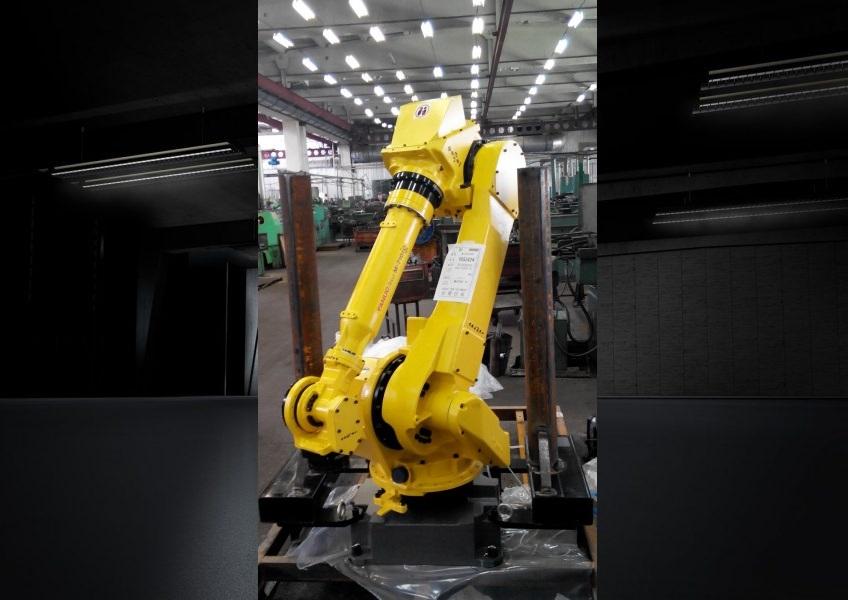 промышленный робот Фанук 2