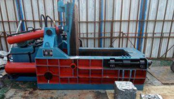 Разновидности оборудования для утилизации металлических отходов на промышленных предприятиях
