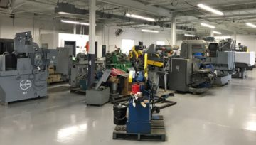 Что включает комплексный ремонт металлообрабатывающего оборудования?