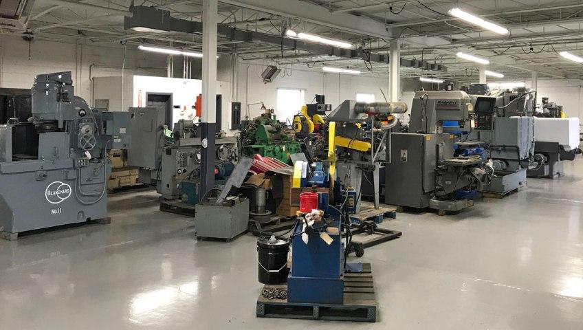 Что включает комплексный ремонт металлообрабатывающего оборудования