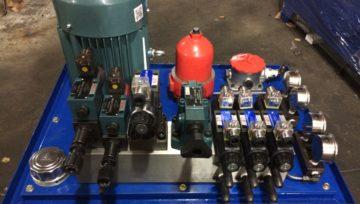 Предназначение и состав гидравлической станции