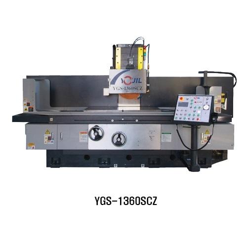 Плоскошлифовальные станки с подвижной колонной YGS-1360SCZ