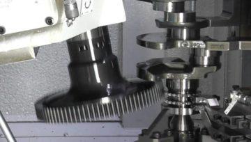 Использование долбёжных станков для производства зубчатых колёс и зубчатых муфт