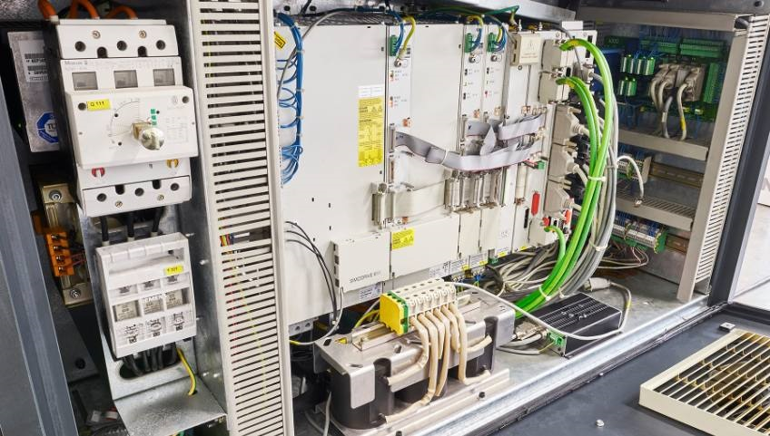 Электрооборудование в металлообрабатывающих станках