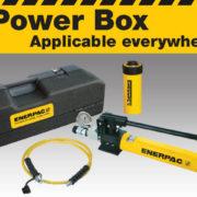 акция на комплект инструмента Power box от Enerpac