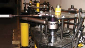 Предназначение, конструкция и использование ручных мультипликаторов Enerpac