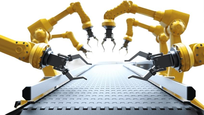 Типы и модификации промышленных роботов