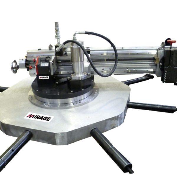 Станок MM2000i для обработки фланцев Mirage Machine