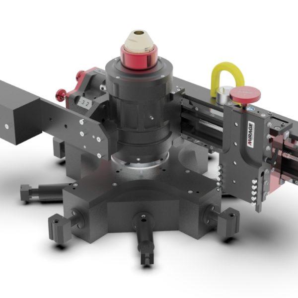 Станок MM860i для обработки фланцев Mirage Machine