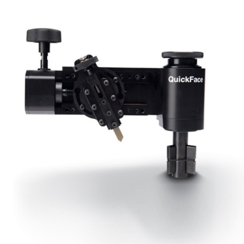 Станок QuickFace для обработки фланцев Mirage Machine