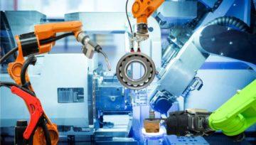 Принцип действия промышленного робота