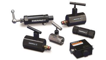 Устройство и разновидности гидравлических клапанов Enerpac