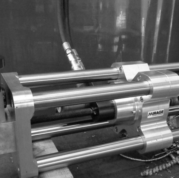 HT60VF Портативная система сверления Mirage Machines