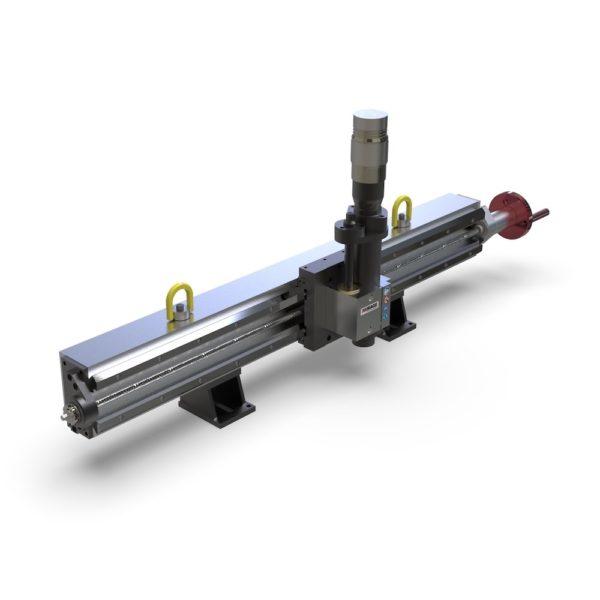 2-осевые фрезерные станки LMR1000