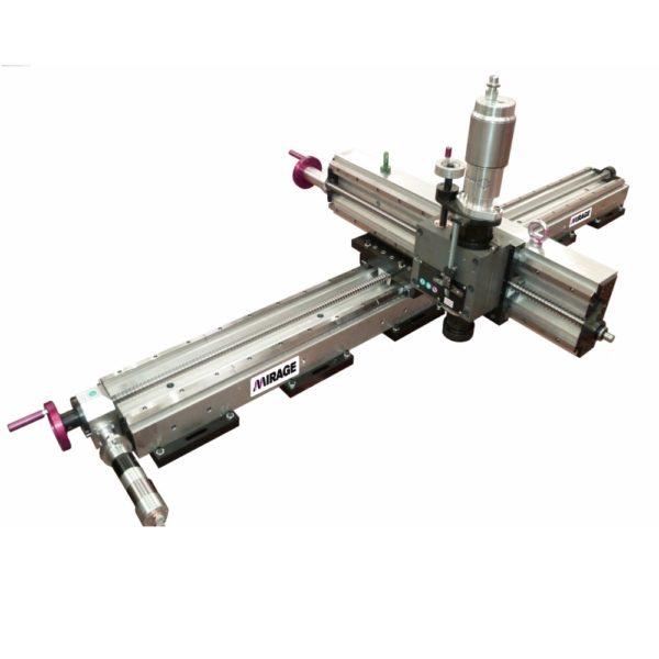 3-осевые фрезерные станки MRY1500