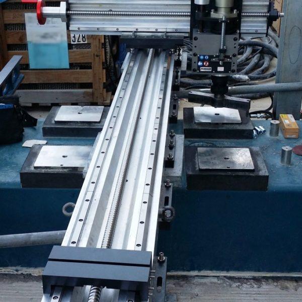 3-осевые фрезерные станки MRY3000