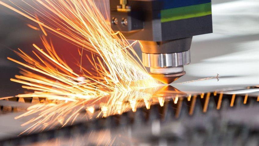 Принцип лазерной резки листового металла