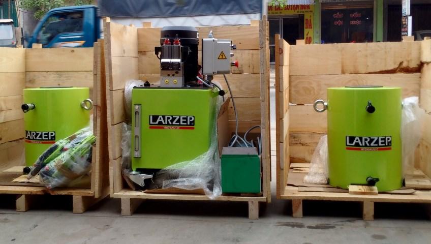Выбор гидростанции Larzep: основные моменты