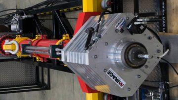 Принцип действия оборудования Mirage Machines для горячей врезки в трубопровод
