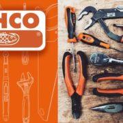 Акция на инструмент Bahco