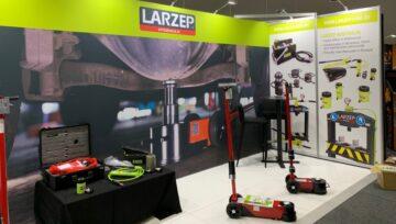 Принцип действия гидравлических автомобильных подъёмников Larzep