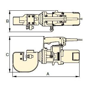 размеры резак полосового металла
