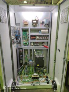Капитальный ремонт расточного станка EFCO SPM600 4