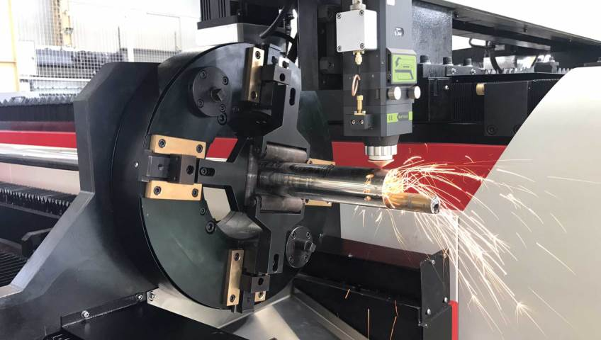 Особенности эксплуатации лазерных станков для резки труб