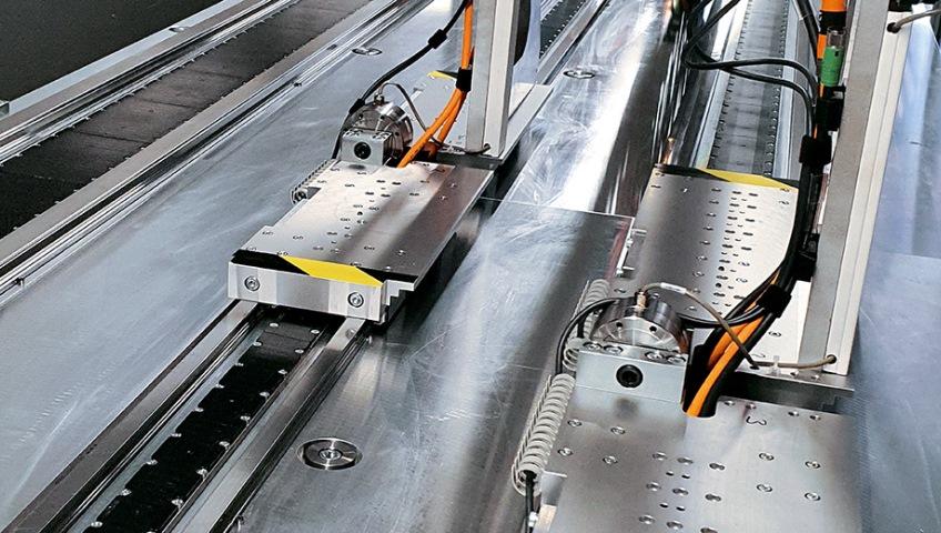 Линейные сервомоторы: новый уровень точности металлообработки
